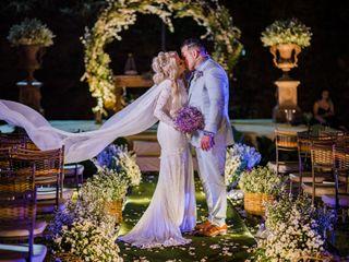 O casamento de Dizza e Robson