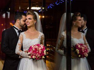 O casamento de Stéfani  e Kariston  1