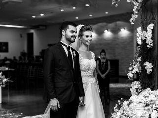 O casamento de Stéfani  e Kariston  2