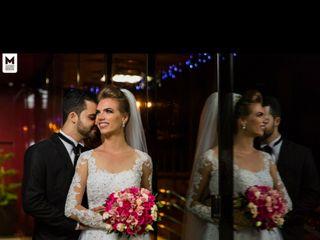 O casamento de Stéfani  e Kariston