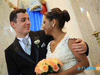 O casamento de Larissa  e Fernando  1