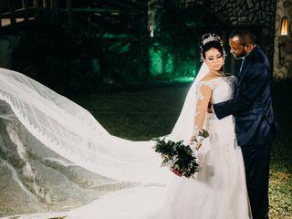 O casamento de Bruna e Cosme