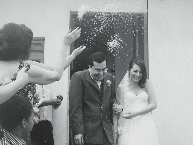 O casamento de Luciana e Paulo