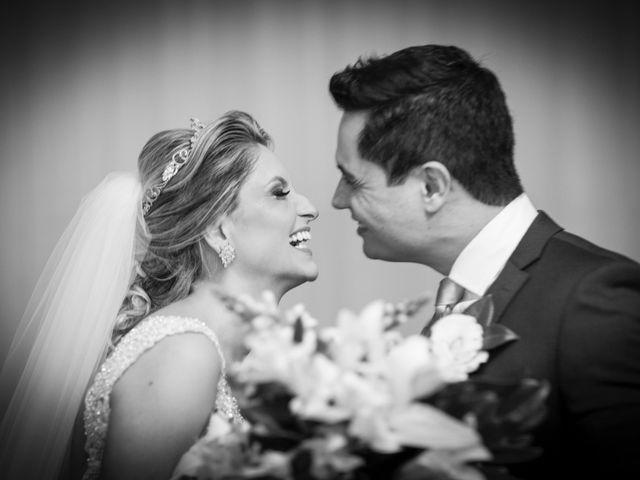 O casamento de Josy e Márcio