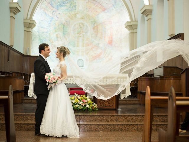 O casamento de Vania e Parlei