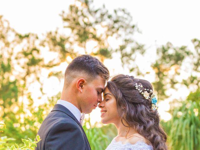 O casamento de Sara e Lucas