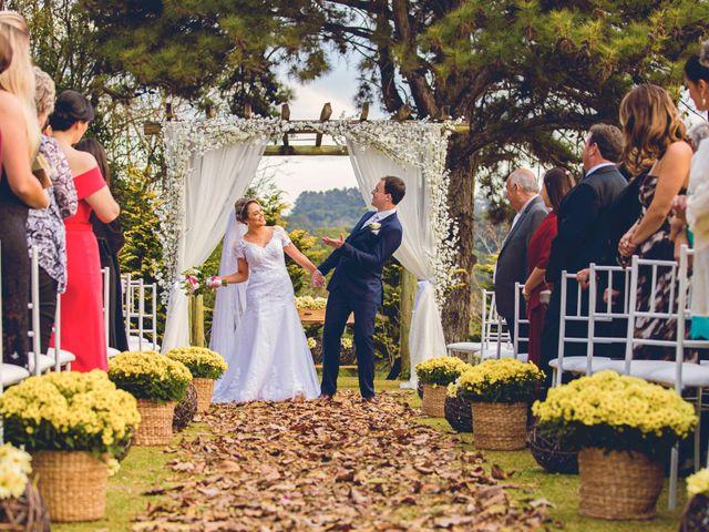 O casamento de Giulia e Fernando