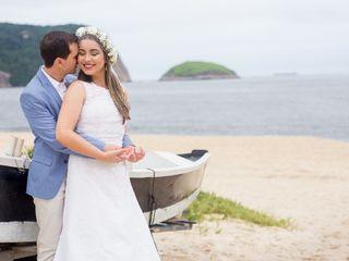 O casamento de Naíla e Pedro
