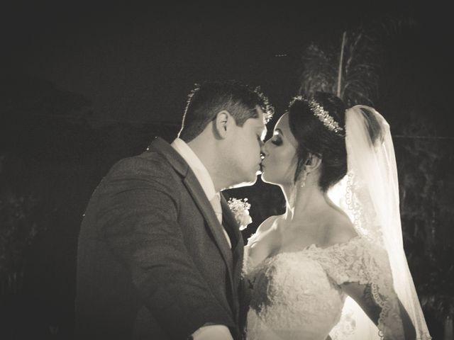 O casamento de Maria e Renato