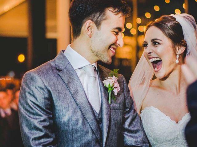 O casamento de Marilia e Matheus