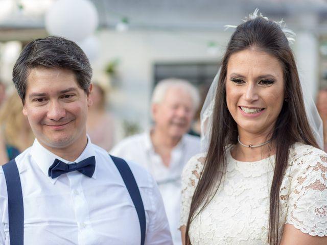 O casamento de Renata e Francis