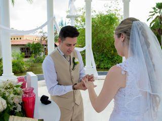 O casamento de Bruna e Diego 1