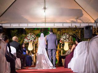 O casamento de Talita  e Orlando