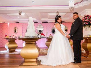 O casamento de Thayenne e Marcos  2