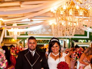 O casamento de Thayenne e Marcos