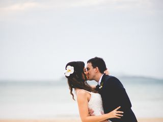 O casamento de Nathália e Lucas