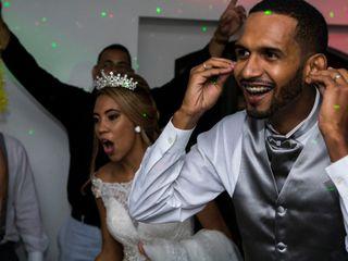 O casamento de Lorraine e Gilbert 2