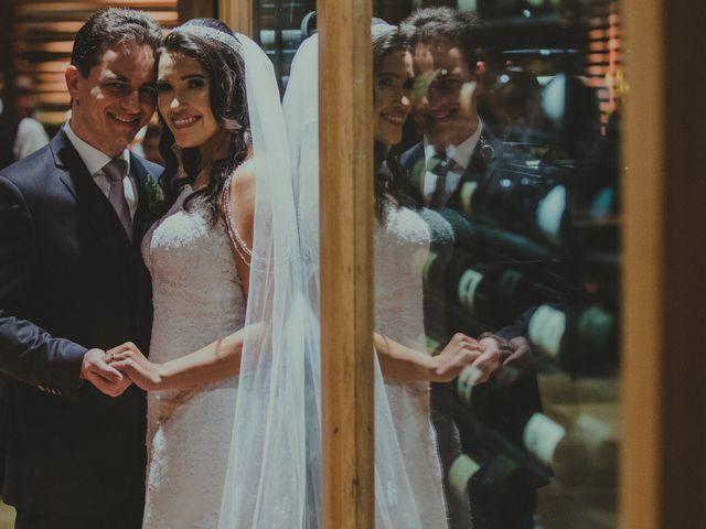 O casamento de Marcely e Giliard