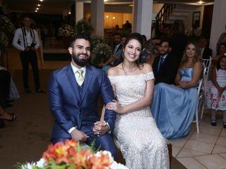 O casamento de Alexia e Felipe