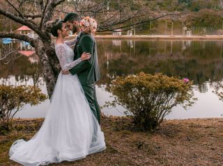 O casamento de Maisa e Breno
