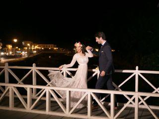 O casamento de Mariana e Hughes