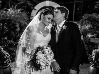 O casamento de Mayra e Hugo