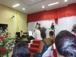 O casamento de Vanessa e Emerson