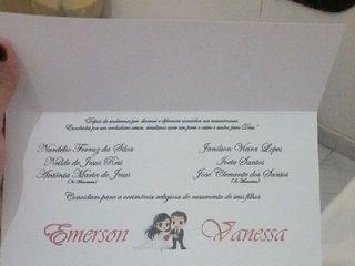 O casamento de Vanessa e Emerson 2