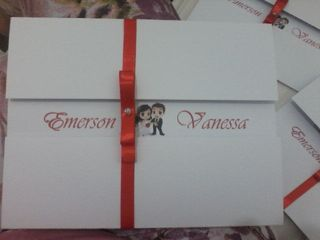 O casamento de Vanessa e Emerson 1
