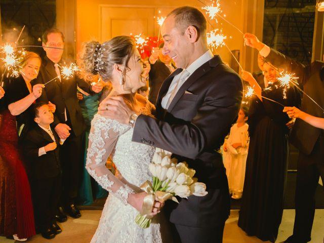 O casamento de Daniela e Georgi