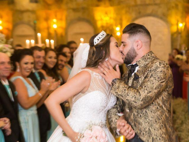 O casamento de Tauani e Marcelo