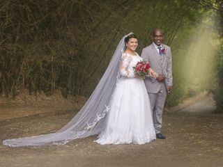 O casamento de Silvana e Florisval