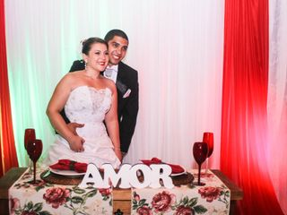 O casamento de Andressa e Guilherme