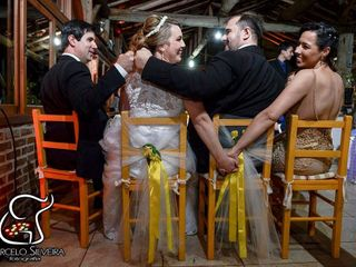 O casamento de Paula Cristina  e Emerson  1