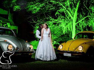 O casamento de Paula Cristina  e Emerson