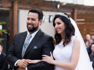 O casamento de Danielli de Oliveira Medeiros Serafim e Ricardo Dimas Mello Serafim