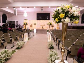O casamento de Sara e Alisson 1
