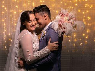O casamento de Sara e Alisson