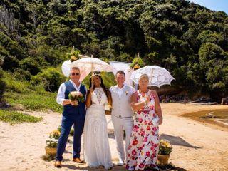 O casamento de Cimara e Craig 1