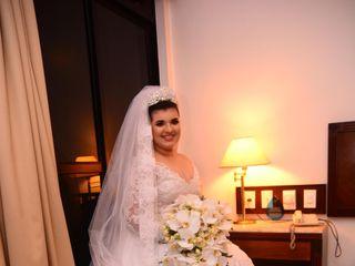 O casamento de Janielle e Orlando 3