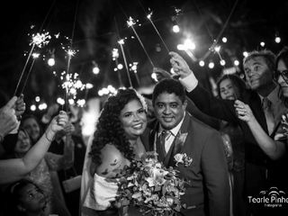 O casamento de Cassyanne e Renato