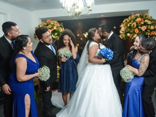 O casamento de Thais e Melquisedeque  2