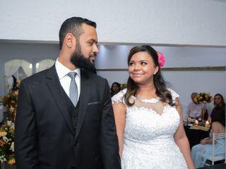 O casamento de Thais e Melquisedeque