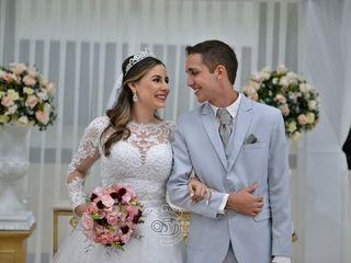 O casamento de Miriã e Vinicius