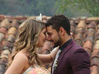 O casamento de Sâmyla e Bruno 3