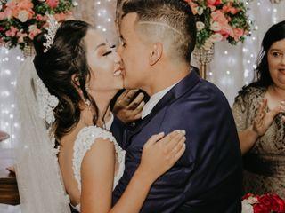 O casamento de Bruno e Gabriele