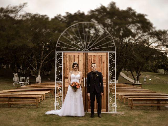 O casamento de Patrícia e Sirineu