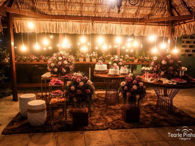 O casamento de Renato e Cassyanne em Fortaleza, Ceará 10