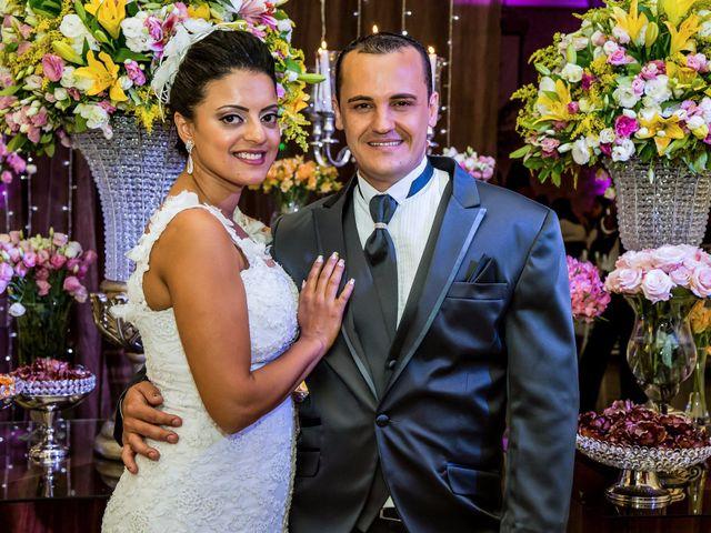 O casamento de Fábia e Fernando