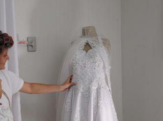 O casamento de Daniele Marchi e Michell Marchi 2